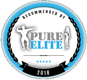 Recommended by Pure Elite 2018