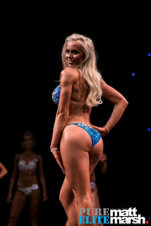 Kitty Kinder - competition preparation client