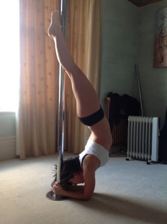 Pole fitness in 2014