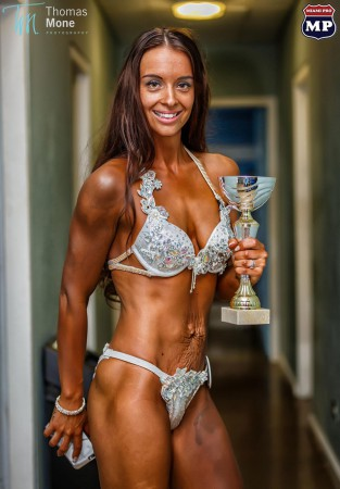 Sophie Robinson - Competition Preparation client