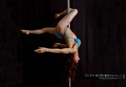 Pole Fitness photography project
