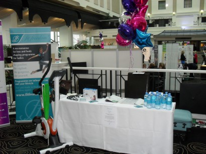 Fit Freedom at the Business Mums Summit 2011