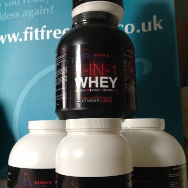 Bodybionic Nutrition Supplements