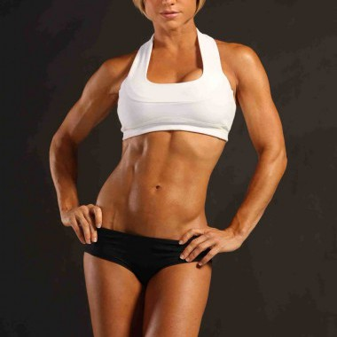 Achieving the look of Jamie Eason