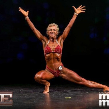 Tammy – six times medal winner with Fit Freedom!
